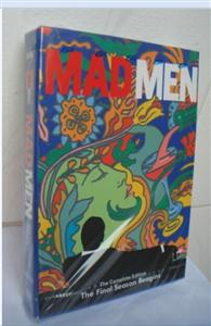 Mad Men Season 7 DVD Boxset