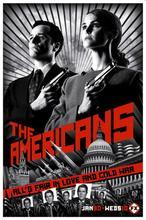 The Americans Season 1-4 DVD Boxset