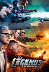 DC's Legends of Tomorrow Seasons 1-2 DVD Boxset