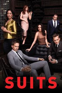 Suits seasons 1-7 DVD Box Set