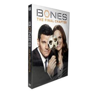 Bones Seasons 12 DVD Box Set