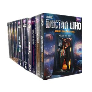 Doctor Who Seasons 1-10 DVD Box Set