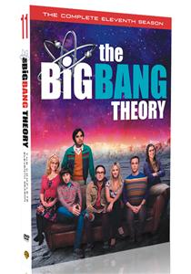 The Big Bang Theory Seasons 11 DVD Box Set