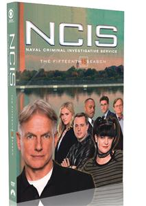 NCIS Seasons 15 DVD Box set