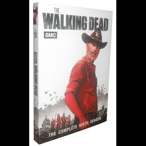 The Walking Dead Season 9 DVD Set